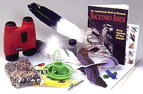 Birds Science Kit